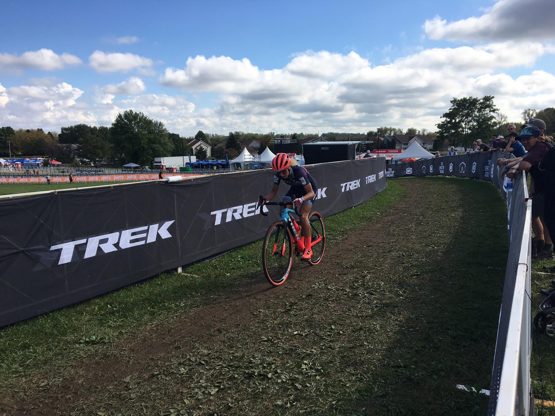 Jolanda Neff gana la Trek CX Cup femenina