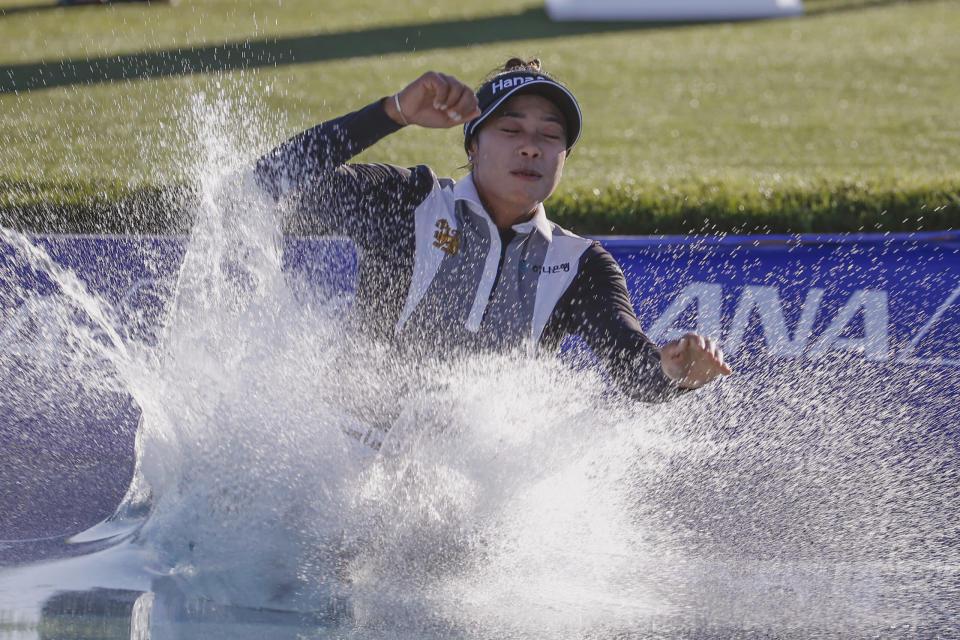 Jugadores anteriores, funcionarios ven el movimiento de 'Dinah Shore' como malo para California, bueno para LPGA