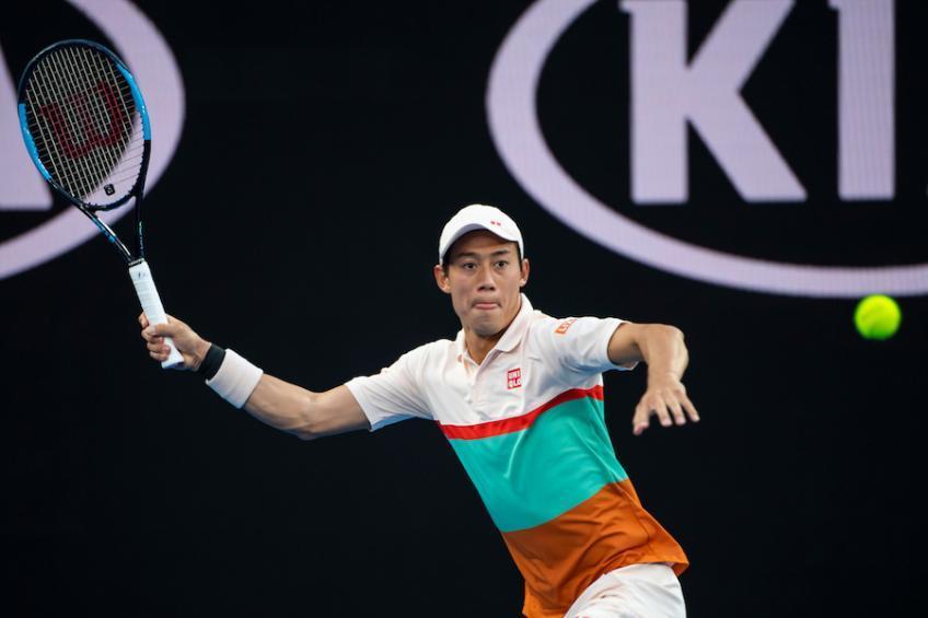 Kei Nishikori 'OK' con el Abierto de Australia obligando a los jugadores a vacunarse
