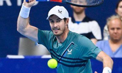 """Andy Murray: """"Kim Clijsters seguirá mejorando"""""""
