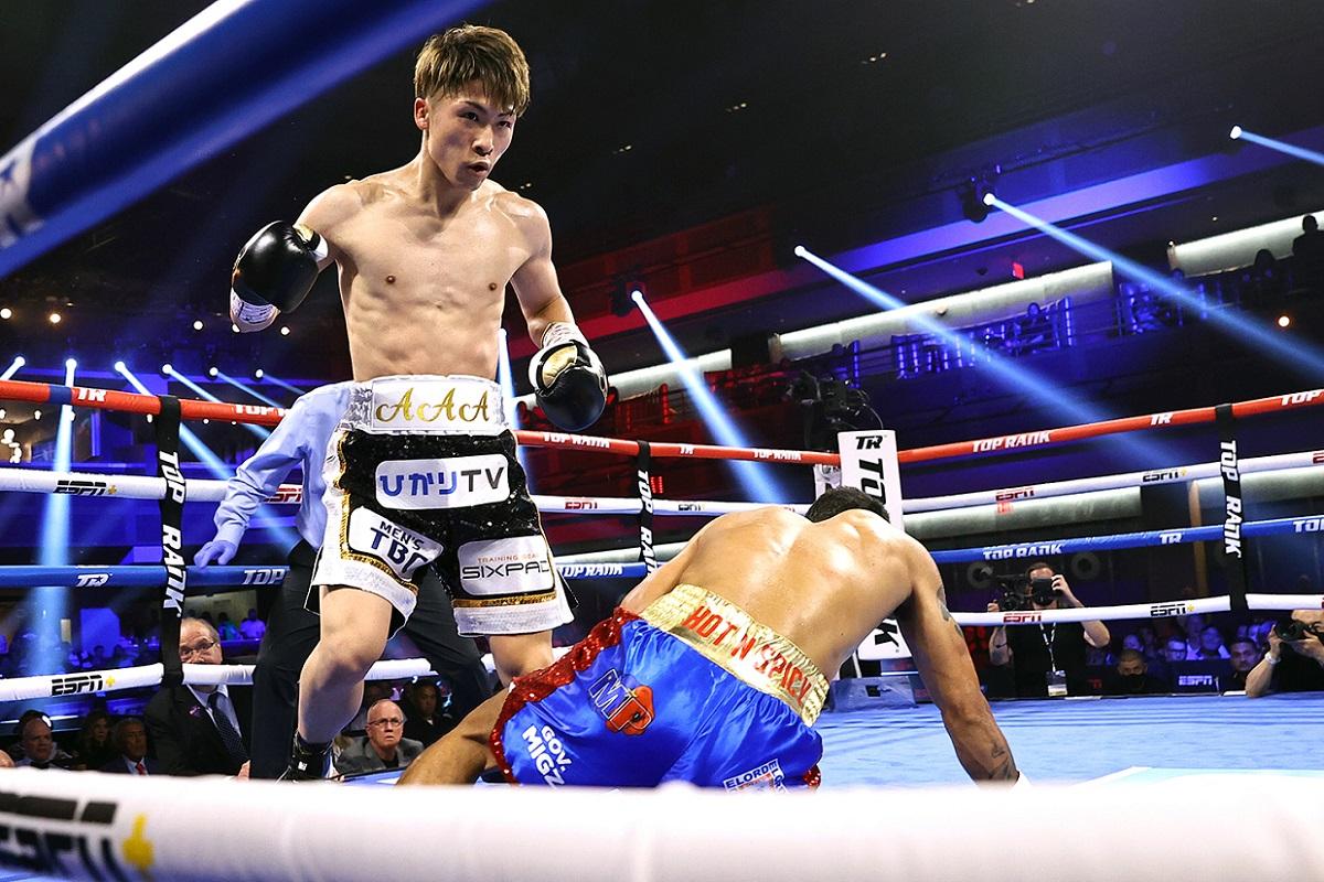 Asociación Mundial de Boxeo Naoya Inoue