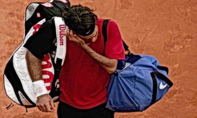 Rafael Nadal: 'la derrota de Roger Federer fue una sorpresa'