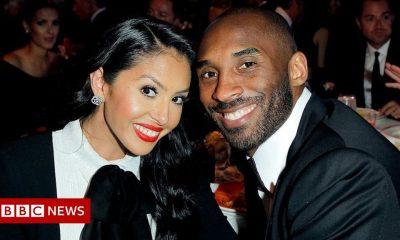 La esposa de Bryant se enteró por primera vez de su muerte en línea