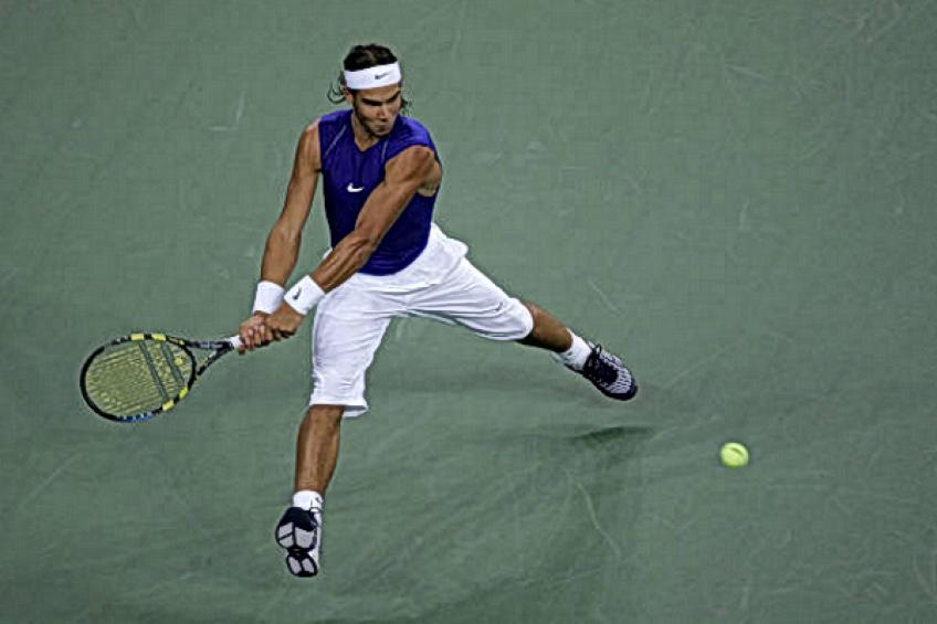 Rafael Nadal recuerda: 'La final potencial contra Roger Federer ni siquiera está cerca'
