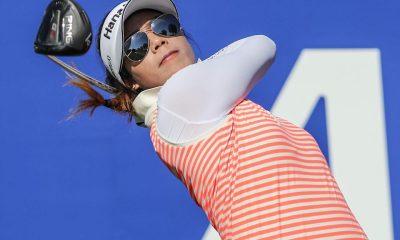 La gran ganadora Patty Tavatanakit se lleva el premio de Novato del Año Louise Suggs Rolex 2021 de LPGA