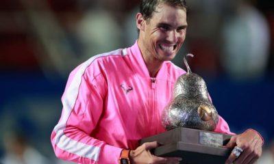 Rafael Nadal: 'La mejor decisión que he tomado en mi carrera es ...'