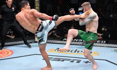 La próxima pelea de Fedor, futuros de UFC para Nate Diaz, Paulo Costa y más