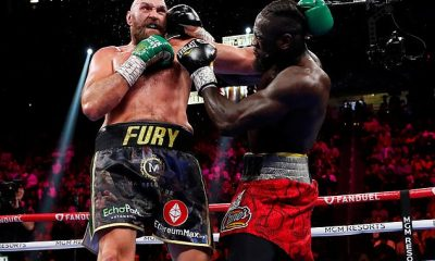 La segunda victoria de Tyson Fury sobre Deontay Wilder fue su quinta pelea consecutiva en los EE. UU.