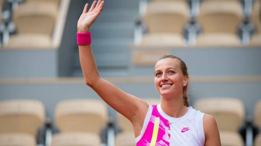Petra Kvitova: la temporada 2021 no fue genial, pero todavía tengo fuego dentro de mí