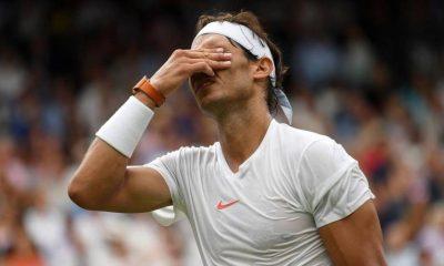 Rafael Nadal: La vida me ha ido bien y quiero retribuir a la sociedad