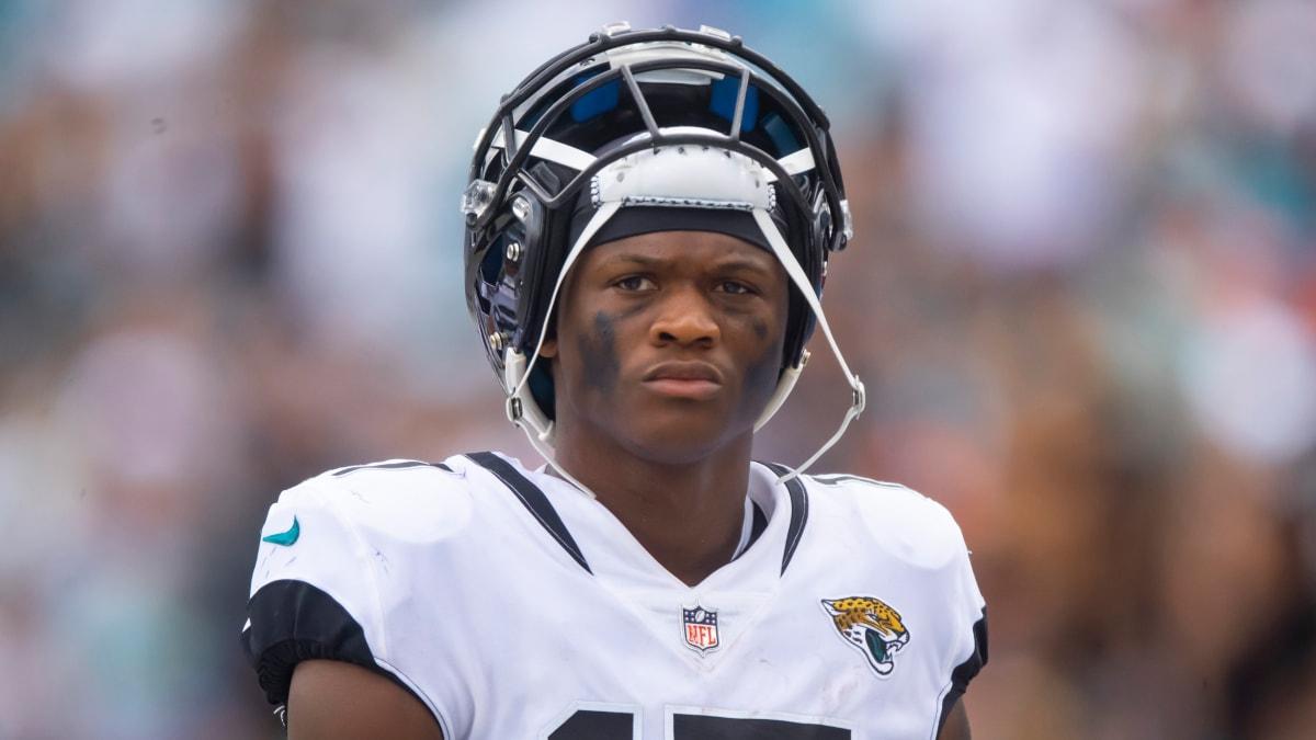 Lesión de DJ Chark: Jaguars WR se fractura de tobillo vs Bengals