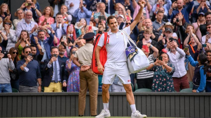 Roger Federer: 'Los siguientes 10 años en las redes sociales fueron ...'