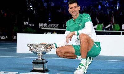 Victoria Premier a Novak Djokovic: los títulos de Grand Slam no te protegerán del virus