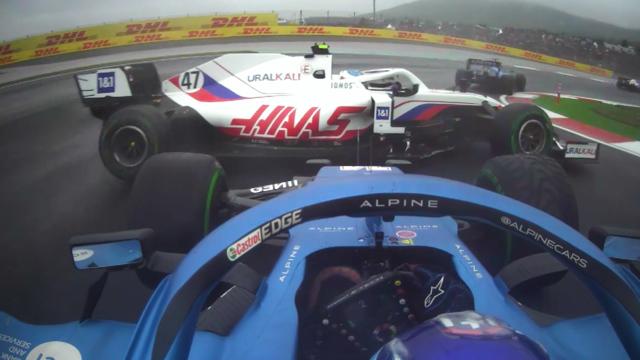 MIRA: Esa batalla de Hamilton-Pérez, Alonso vs Schumacher y más: los 10 mejores a bordo de Estambul