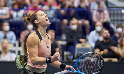 Copa Kremlin: Maria Sakkari llega a octavos de final;  reclama un lugar en las Finales de la WTA