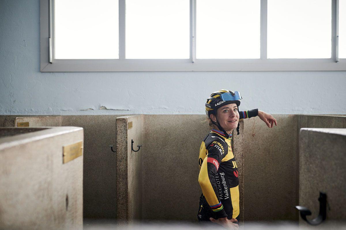 Marianne Vos: Paris-Roubaix Femmes va a ser un campo de batalla
