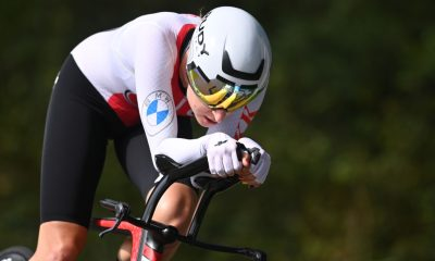 Marlen Reusser domina para ganar Le Chrono des Nations Women