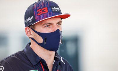 Max Verstappen 'no entiende' como sucedió el casi accidente de Lewis Hamilton