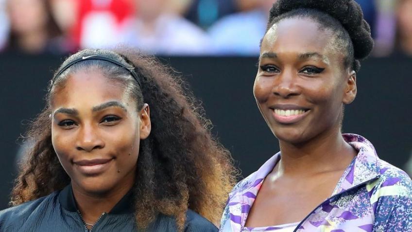 """Carrillo: """"Me emociono cuando veo a Serena y Venus Williams jugando"""""""