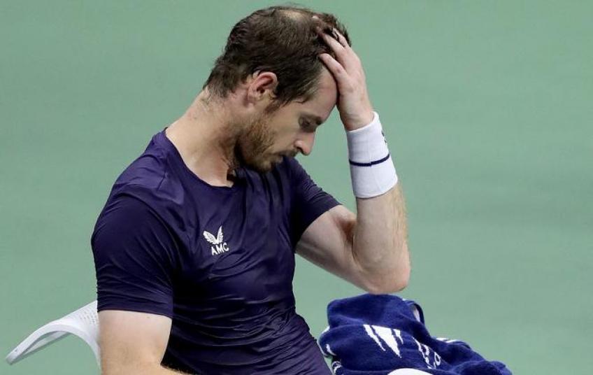 Andy Murray: Me robaron los zapatos y el anillo de bodas en Indian Wells