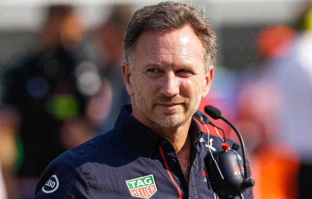 Christian Horner en Monza.  Italia septiembre 2021