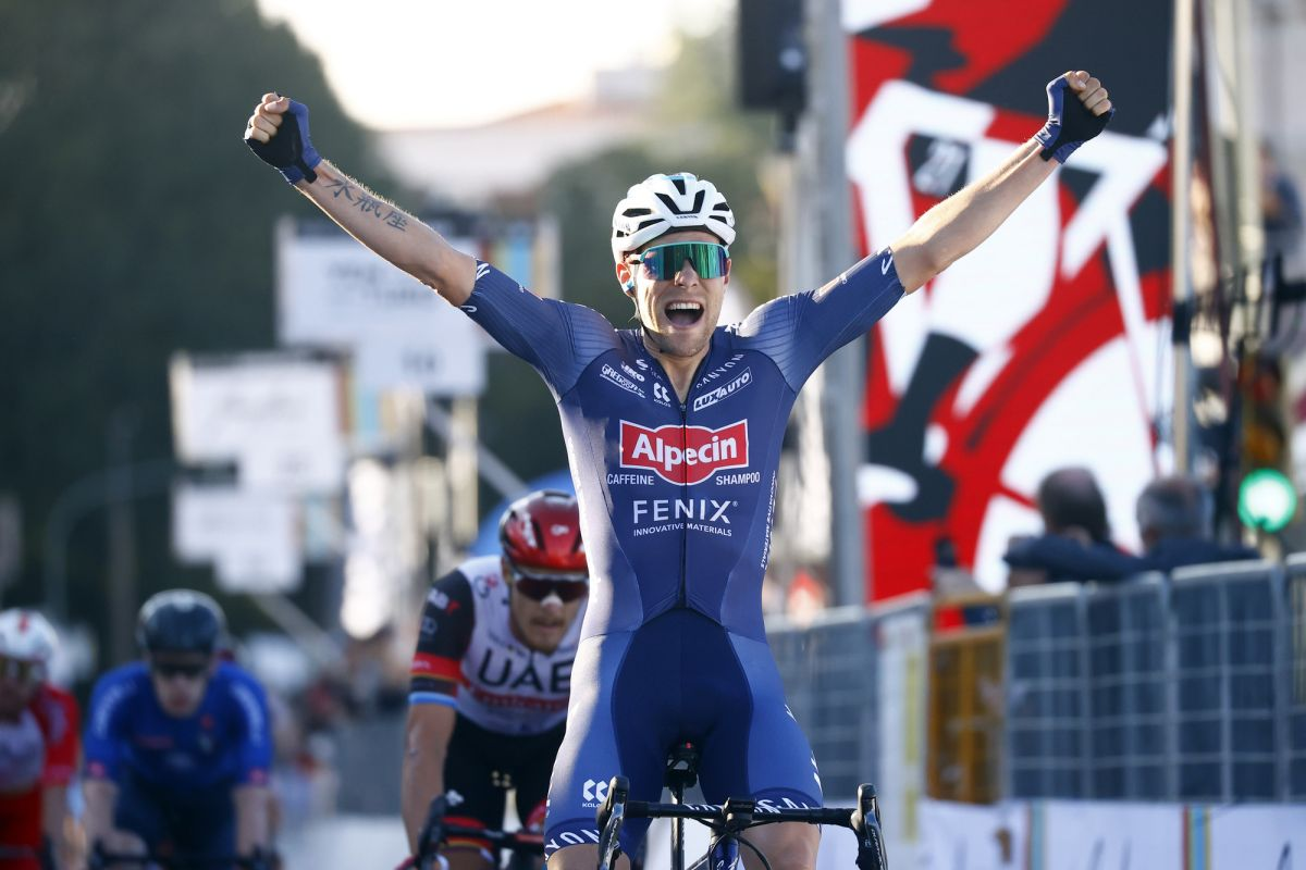 Meurisse gana el Giro del Veneto