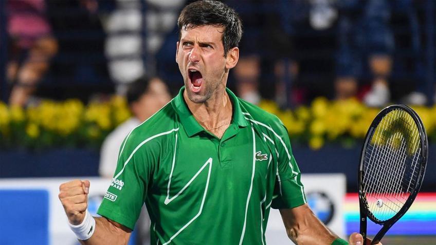 'Mi primer recuerdo de Novak Djokovic se remonta ...', dice el técnico superior