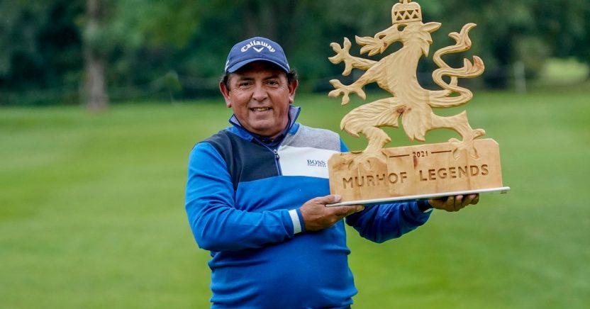Molina alcanza nuevas alturas en Austria - Golf News