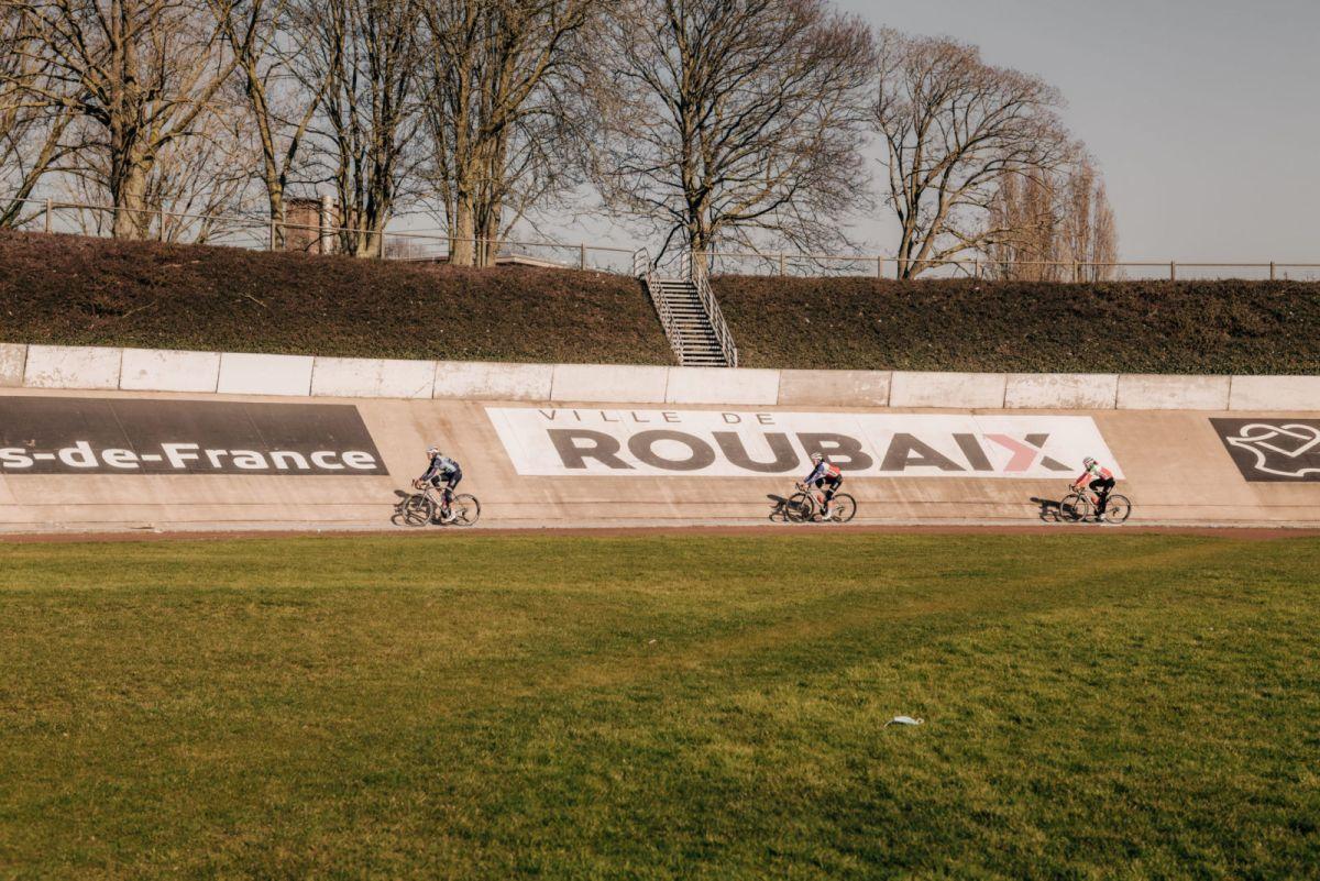 Mujeres históricas debaten sus pensamientos y expectativas antes de las primeras Paris-Roubaix Femmes