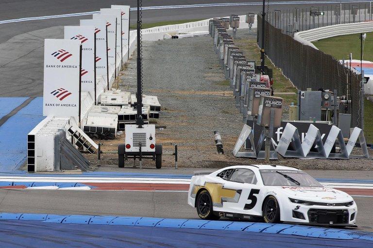 Kyle Larson - Prueba NASCAR Next Gen - Charlotte ROVAL - NASCAR Cup Series