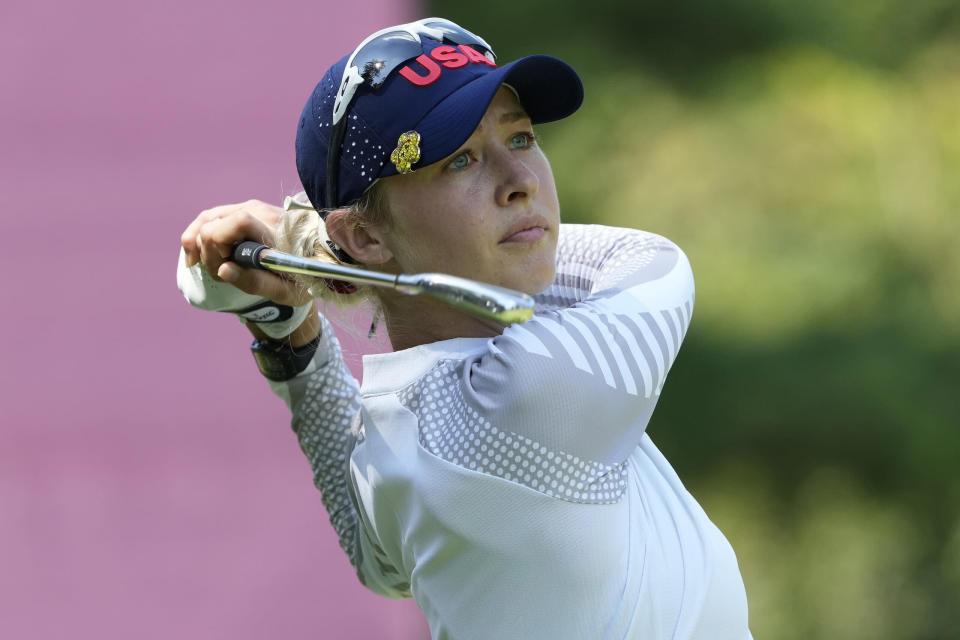 Nelly Korda, Lexi Thompson entre las estrellas de la LPGA que competirán en la Serie del equipo Aramco de Golf Saudí en Nueva York