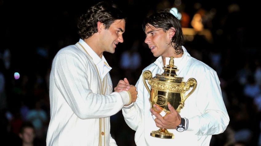 Rafael Nadal en la final de Wimbledon 2008: no esperaba vencer a Roger Federer en hierba