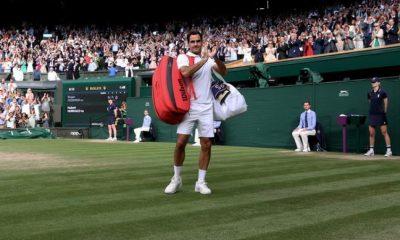 'No sé que excusa le dio a Roger Federer', dice ex estrella de la ATP