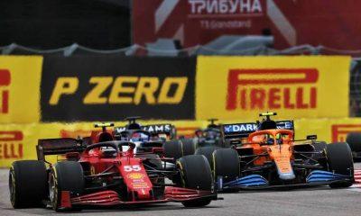 Norris: la actualización de Ferrari PU hace que la vida de McLaren sea 'más difícil'