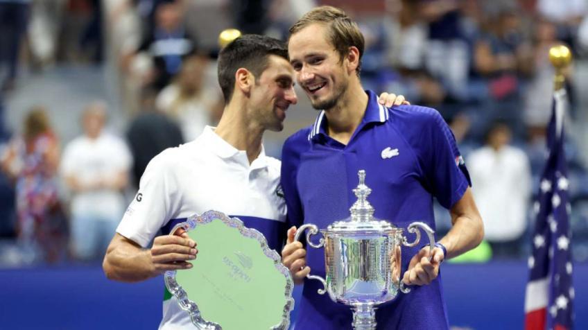 Daniil Medvedev: Novak Djokovic es el verdadero No. 1 esta temporada