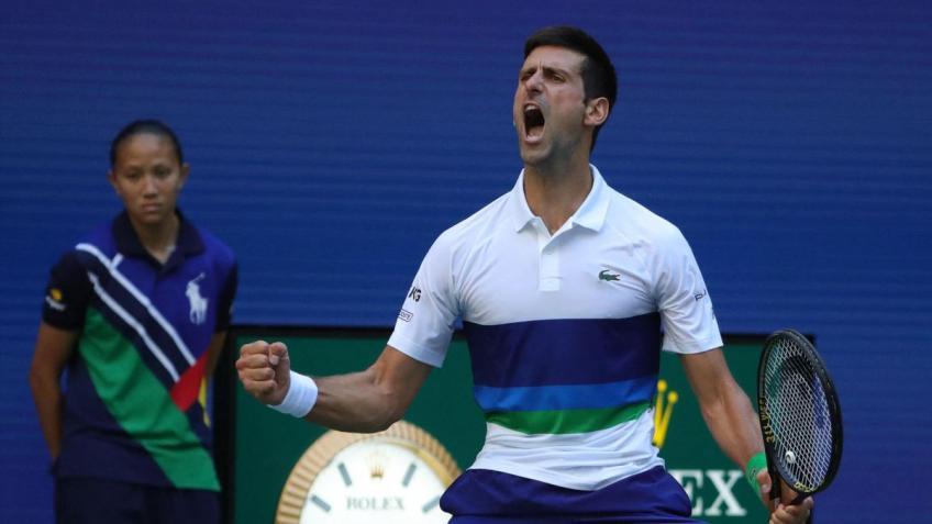 'Novak Djokovic es el verdadero No. 1 este año', dice la estrella de la ATP