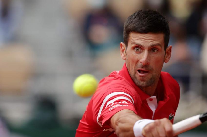 'Novak Djokovic ha hablado de su frustración pero ...', dice el analista