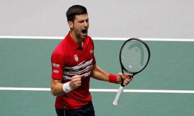 Filip Krajinovic: Novak Djokovic jugará la final de la Copa Davis, nuestro objetivo es el título