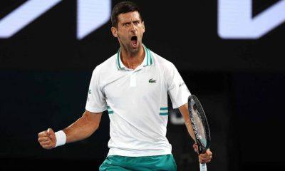 Lorenzo Sonego: Novak Djokovic lo ha ganado todo, puede jugar lo que quiera