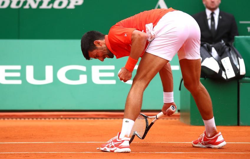 'Novak Djokovic tuvo algunos comportamientos incompatibles con ...', dice el técnico superior