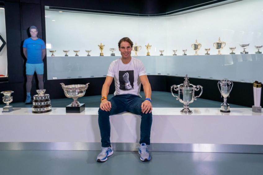 Rafael Nadal: 'Nuestra relación va mucho más allá del deporte'