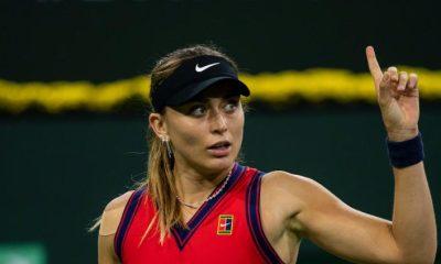 Paula Badosa sobre la primera experiencia de la WTA: nunca me gustó y quería ser diferente