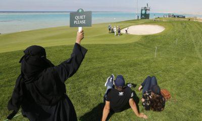 Ocho jugadores piden permiso al PGA Tour para jugar el controvertido evento saudí