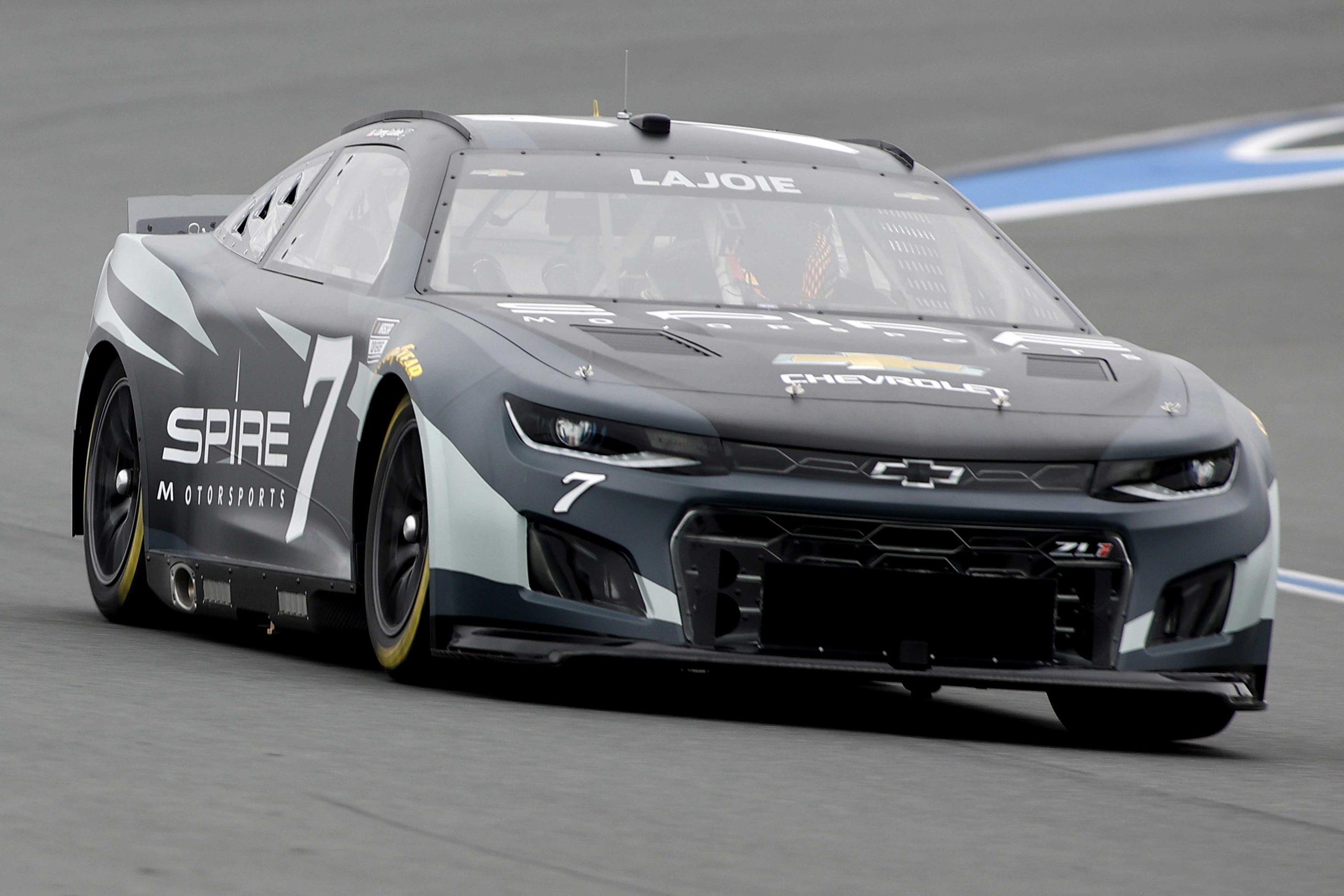 Octubre de 2021 (Charlotte ROVAL) -Racing