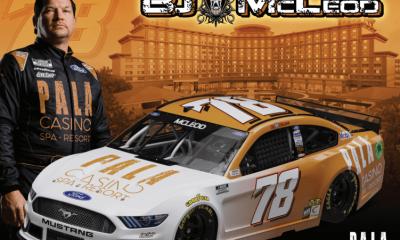 Pala Casino and Resort se une a BJ McLeod, Live Fast para el final de temporada en Phoenix