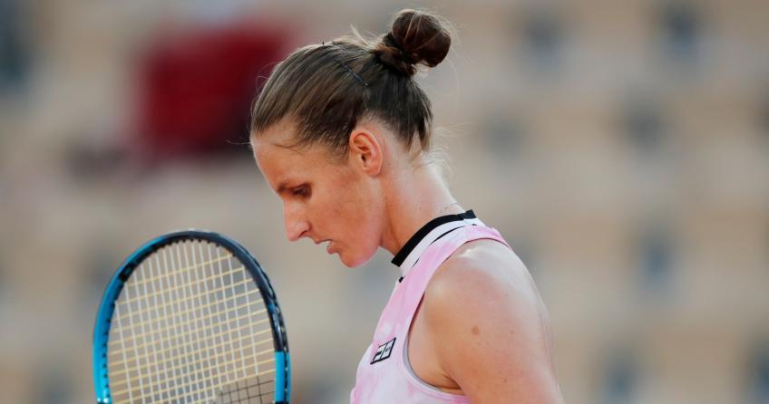 Karolina Pliskova: pensé que mi comienzo de temporada fue realmente malo