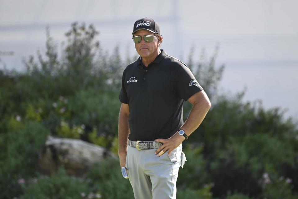 Phil Mickelson dispara de nuevo sobre la regla del piloto del PGA Tour, dice que los jugadores no tenían 'ningún tipo de representación'