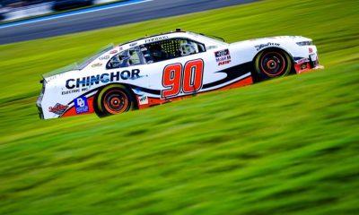 Preston Pardus debuta en el óvalo de la serie Xfinity con DGM Racing en Martinsville Speedway