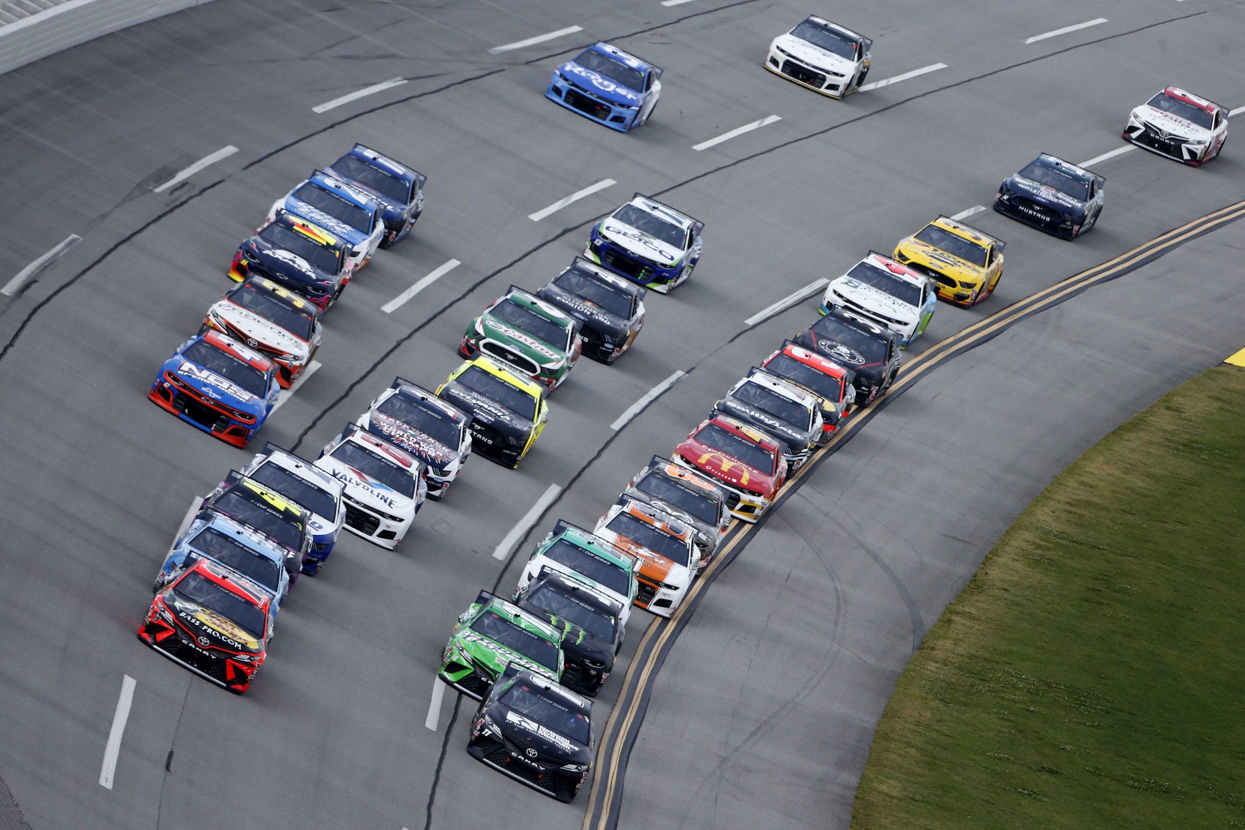 Programación de Talladega TV: octubre de 2021 (NASCAR Playoffs)