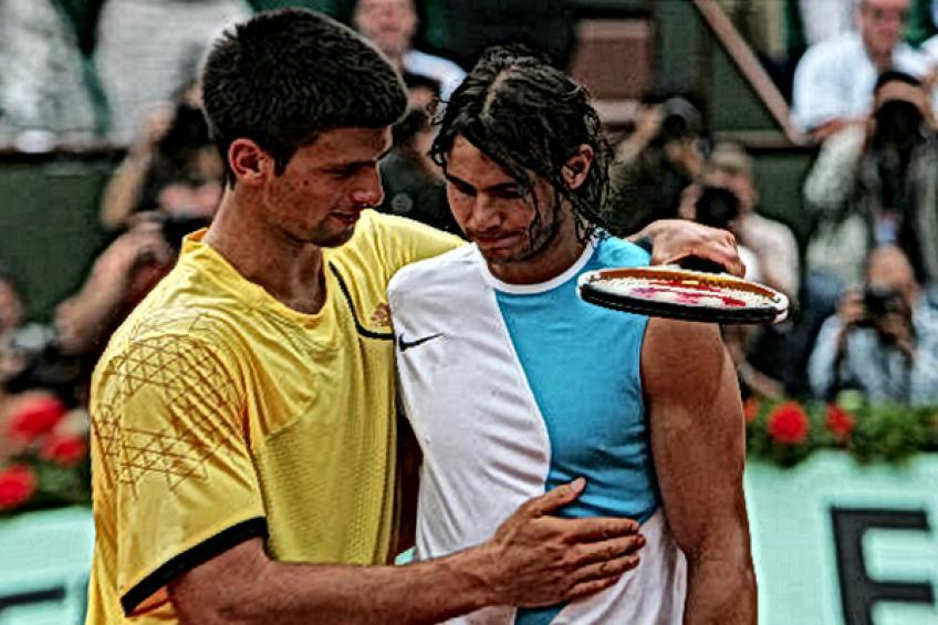 'Rafael Nadal no sabía jugar contra mí, yo controlaba ...', recuerda Djokovic